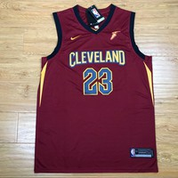 No.23 Lebron James Cleveland Cavaliers Icon Edition Jersey