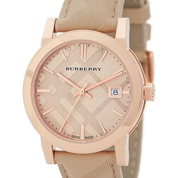 Burberry | Women's The City Analog Quartz Watch | Nordstrom Rack