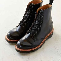 Dr. Martens Charlton 8-Eye Polished Boot-