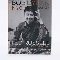 Bob Dylan: NYC 1961-1964 Book - Urban Outfitters