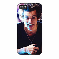 Harry Styles Funny Face iPhone 5s Case