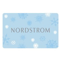 Nordstrom 'Holiday Flurry' Gift Card