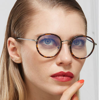 Vintage Round Optical Frame Eye Glasses Frames for Men or Women Eyewear