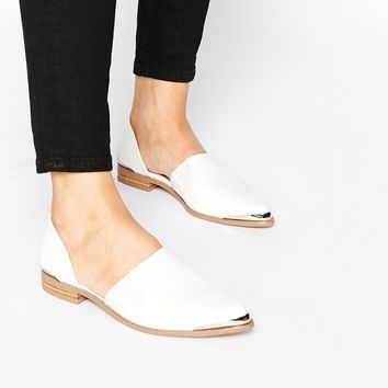 ASOS MADDISON Flat Shoes