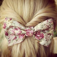 Floral Bow! ♥