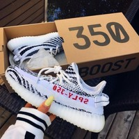 ADIDAS Yeezy Boost 350 V2 Women Fashion Running Sneakers Sport Shoes-1