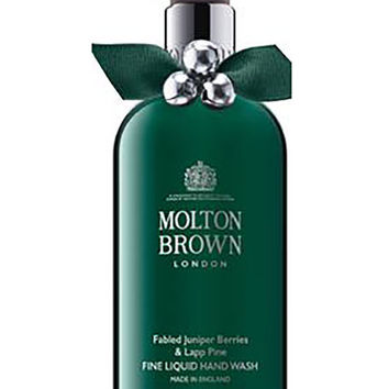 Molton Brown Fabled Juniper Berries & Lapp Pine Fine Liquid Hand Wash, 10 oz./ 300 mL