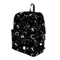Cryaotic - Black Backpack