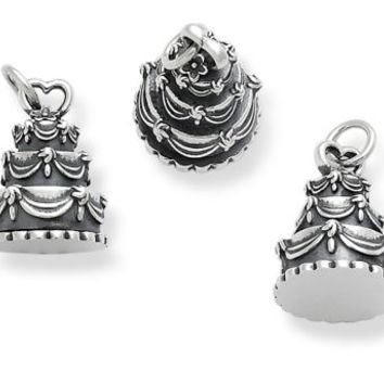 Wedding Cake Charm | James Avery