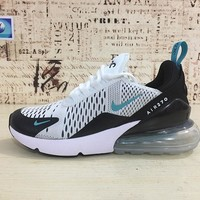 Nike Air Max 270 Dusty Cactus Black/Dusty Cactus-White Running Shoes - Best Deal Online