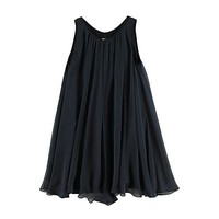 Rag & Bone / Split Back Swing Dress | La Garçonne
