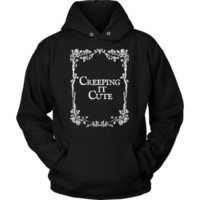 Creeping it Cute - Pullover Hoodie