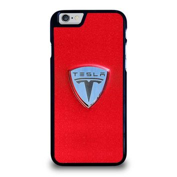 TESLA MOTOR LOGO iPhone 6 / 6S Case Cover