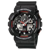 Men's Casio G-Shock Black X-Large Ana-Digi Watch