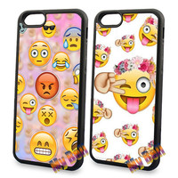 Emoji Phone Cases for iphone 6 6 Plus 5 5s 5c 4 4s