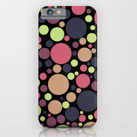 Dotty 1 iPhone & iPod Case by Alice Gosling