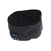 Bluetooth Stereo Music Sports Headband   dark grey