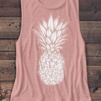 Pineapple, Tank Top