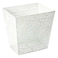 The Container Store > Brocade Waste Can