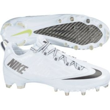 Nike Men's Zoom Vapor Carbon Fly 2 TD Football Cleat - White/Silver | DICK'S Sporting Goods