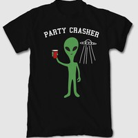 Party Crasher Mens T-Shirt