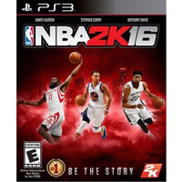 NBA 2K16 PS3 Video Game