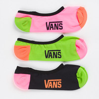Neon Canoodle Socks 3-Pack