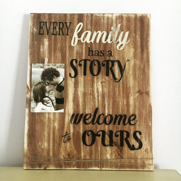 Personalized wedding gift rustic wood sign wall decor living room decor wedding sign anniversary gift family sign gifts for her gift ideas
