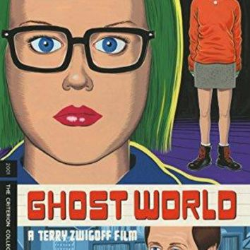 Thora Birch & Steve Buscemi & Terry Zwigoff-Ghost World The Criterion Collection