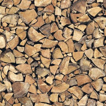 Brewster Wallpaper 346-0493 Wood Chips Adhesive Film