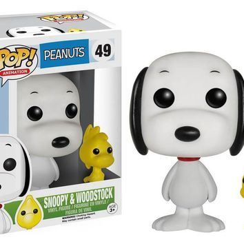 POP! TV: PEANUTS - SNOOPY & WOODSTOCK