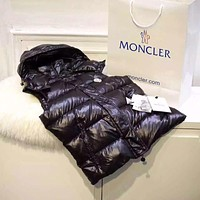 Moncler Women's Fashion Casual Cardigan Jacket Coat