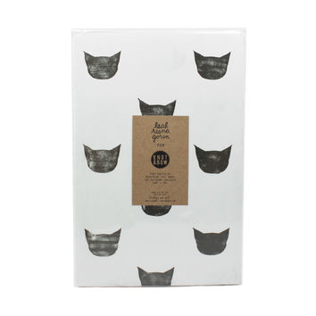 Black and White Cats Gift Wrap