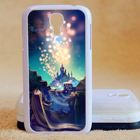 Tangled,Castle, Samsung Galaxy S4,Samsung,Galaxy,S4,Case,Shell,Galaxy Case,Samsung Case,Galaxy S4,Galaxy S4 Case