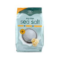 Genisoy Soy Crisps - Deep Sea Salted - 3.85 oz - Case of 12