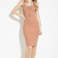Ribbed Bodycon Dress | FOREVER 21 - 2000169651