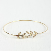 Branching Out Torc Bracelet