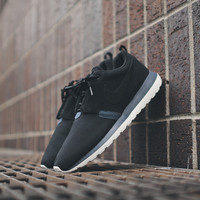 NIKE Roshe Run NM - Black / Dark Magnet Grey / Sail