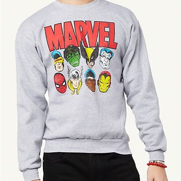 Marvel All Stars Sweatshirt | Sweatshirts & Hoodies | rue21