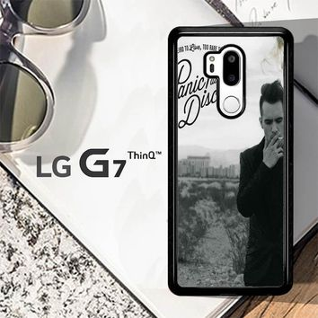 Panic At The Disco Album Cover F0590 LG G7 ThinQ Case