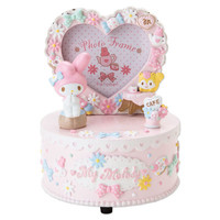 My Melody Decoration Music Box & Photo Frame SANRIO JAPAN Nocturne
