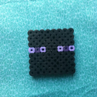 Perler Bead Minecraft: Enderman