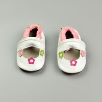 Summer Design Stylish Leather Baby Shoes Infant Sandals [4919350404]