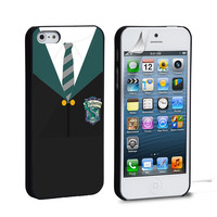 Harry Potter Slytherin Robe iPhone 4 5 6 Samsung Galaxy S3 4 5 iPod Touch 4 5 HTC One M7 8 Case
