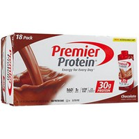 Premier Protein Chocolate High Protein Shakes, 11 fl oz, 18 count pack - Walmart.com