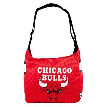 Chicago Bulls NBA Team Jersey Tote