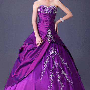 The Charismatic & Confident Dress - Beautiful Quinceañera Dress