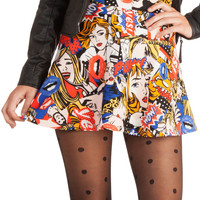 Superfan Skirt | Mod Retro Vintage Skirts | ModCloth.com