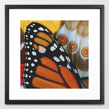 Butterfly Wings II - Fine Art Print - Butterfly Photography - Nature Decor - Photography - Wall Art - Rustic Decor - Monarch Butterfly