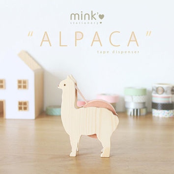 Alpaca Tape Dispenser